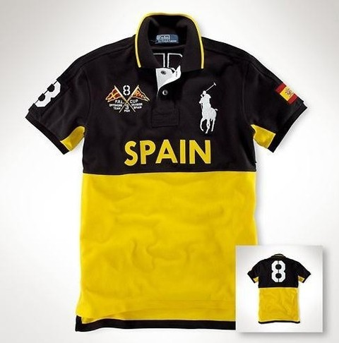 Camisa Polo RL MD05 - Espanha - buy online