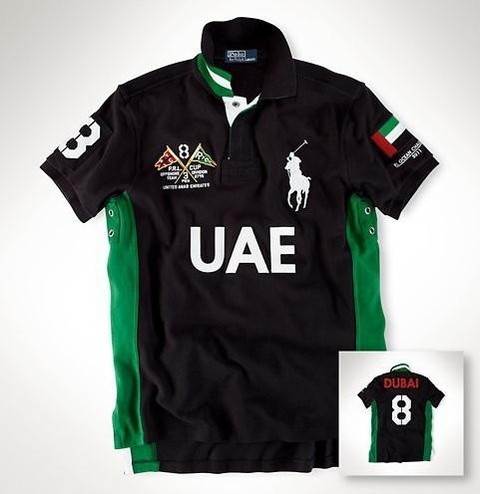 Camisa Polo RL MD05 - UAE