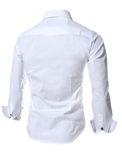 Camisa Casual Slim Fit Reveillon