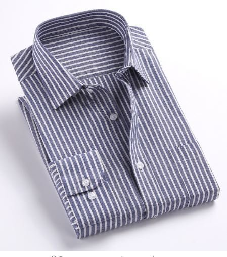 Camisa Casual Striped - MD01 - comprar online