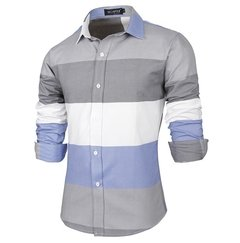 Camisa Casual Striped