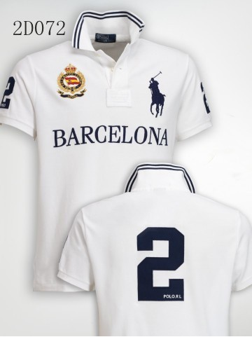 Camisa Polo RL MD06 - Barcelona na internet