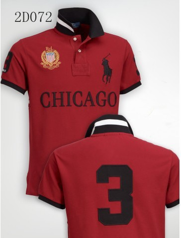 Camisa Polo RL MD06 - Chicago