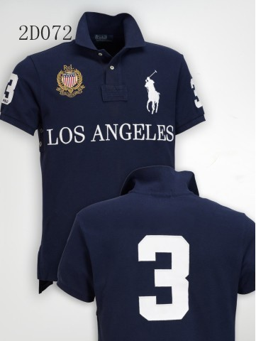 Camisa Polo RL MD06 - Los Angeles na internet