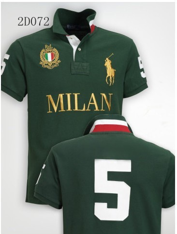 Camisa Polo RL MD06 - Milan na internet
