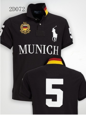 Camisa Polo RL MD06 - Munich na internet