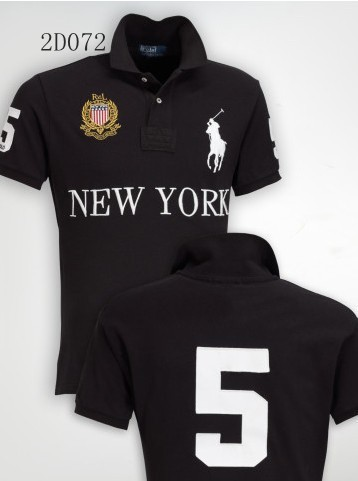 Camisa Polo RL MD06 - New York na internet