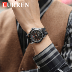 Relogio Chronometer Curren - MD02