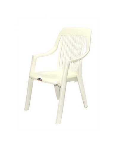 Sillon Blanco Royal Garden Life Blanco Pacman
