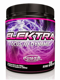 Elektra - Power Supplements - comprar online