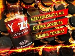 YOZY ACTIVATOR 120 CÁPSULAS - POWER SUPPLEMENTS