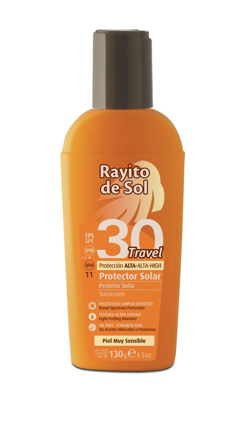 Protector Solar FPS 30 Travel x 130gr