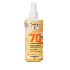 Spray Solar Invisible FPS 70 x 195 ml- Atomizador! - comprar online