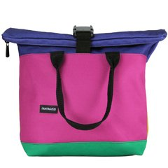 MOCHILA ROLL TOP MINI
