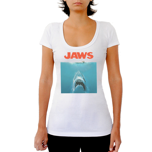 CAMISETA JAWS na internet