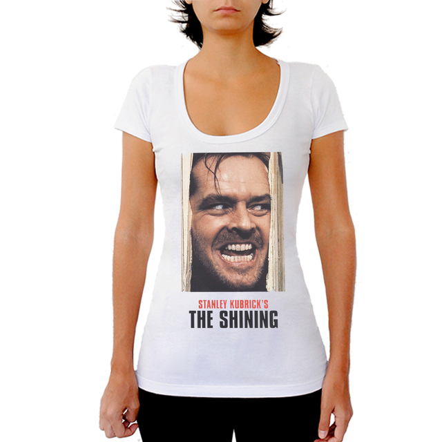 CAMISETA THE SHINING na internet