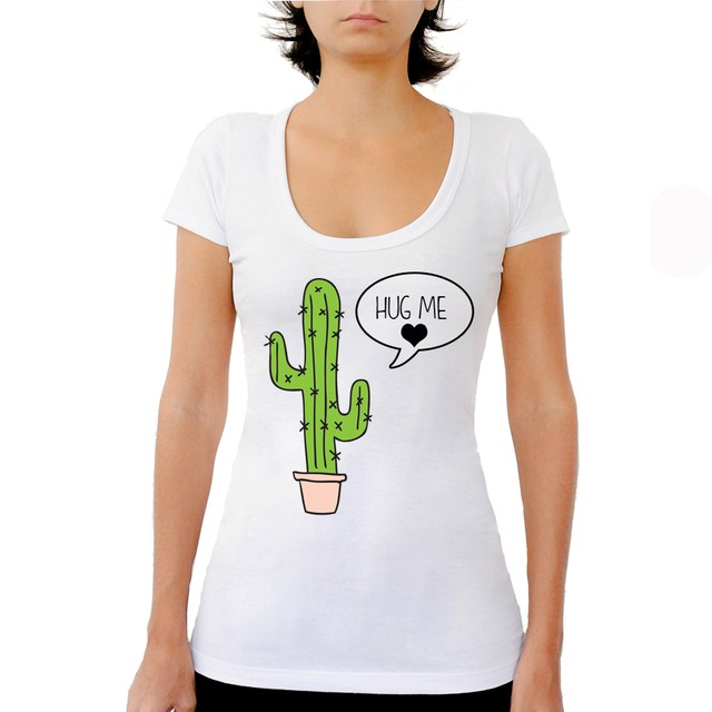 CAMISETA CACTUS SENTIMENTAL