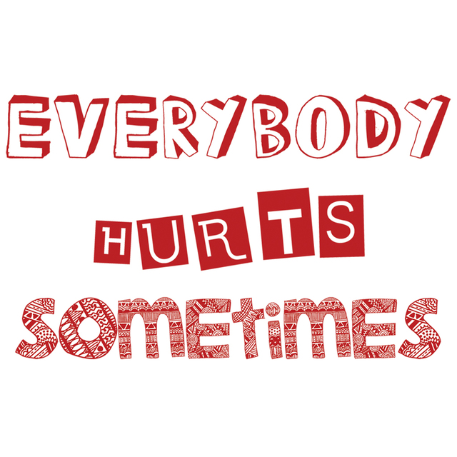 CAMISETA EVERYBODY HURTS - fantagussi