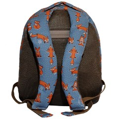 MOCHILA GRANDE FOX IN THE SNOW + ESTOJO FOX IN THE SNOW - comprar online
