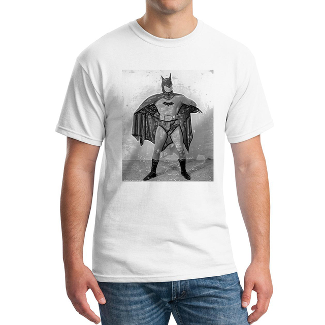 CAMISETA PLASTIC BATMAN