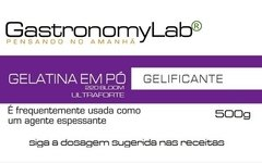 Gelatina (BLOOM 220) ultraforte 500g