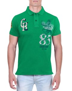 Camisa Polo Chassi&Co Verde P064