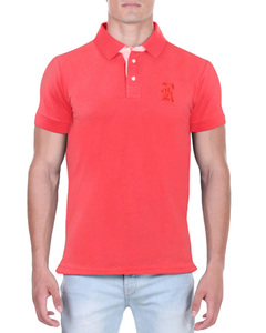 Camisa Polo RGW Laranja 4014 Slim Fit