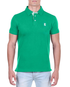 Camisa Polo RGW Verde 2930 Slim Fit