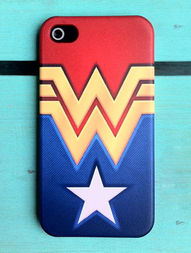 Carcasa Celular Wonder Woman - Mytó Design