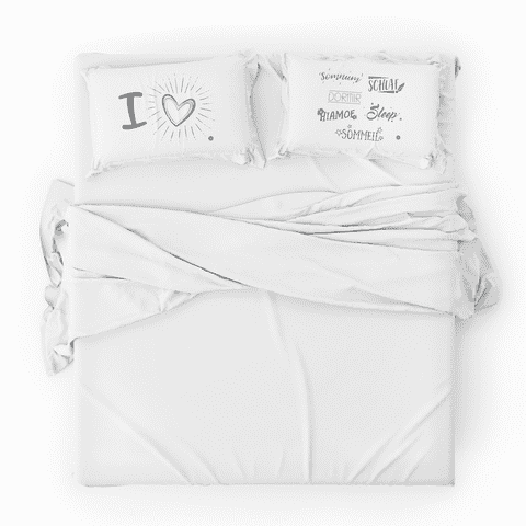 Fundas I love Sleep