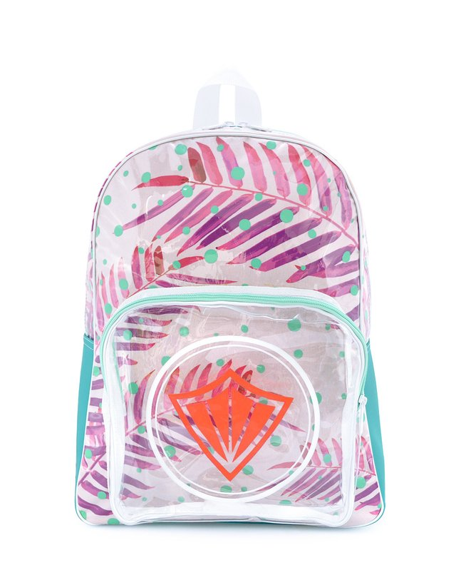 MORRAL BACKPACK ACID PALM 17
