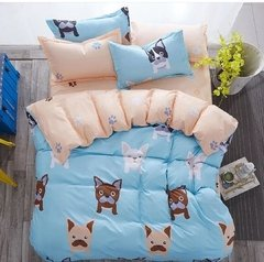 Tendido Duvet Perritos