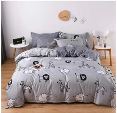 Tendido Duvet Animalitos