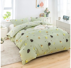 Tendido Duvet Avocado