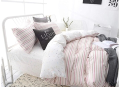 Tendido Duvet Rayas Colores en internet