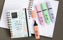 Cuaderno Punteado Bullet Journal More Self Love - Chimi. Condimentá tu hogar