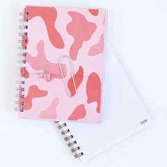 Cuaderno Punteado Bullet Journal More Self Love