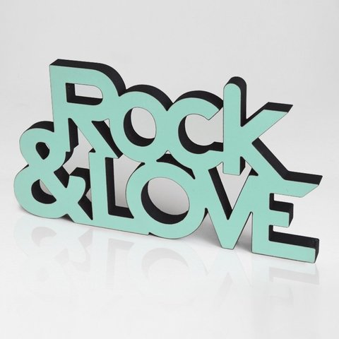 Adorno Rock & Love en internet