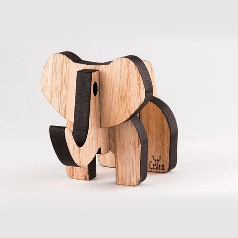 Elefante encastrable
