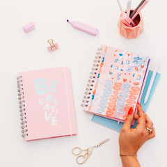 Cuaderno Punteado Bullet Journal More Self Love - comprar online