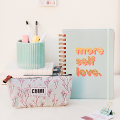 Cuaderno Punteado Bullet Journal More Self Love en internet