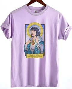 Camiseta Santa Mia Wallace pulp fiction 2