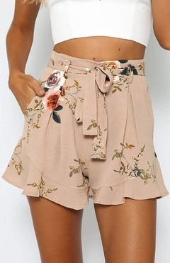 Short Estampado Floral  2