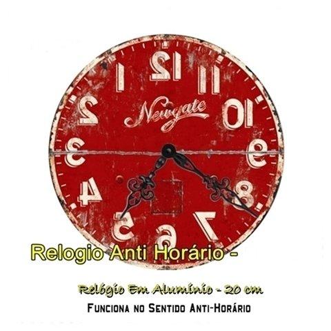 908fdc82889 Relógio de Parede Anti-Horário - comprar online