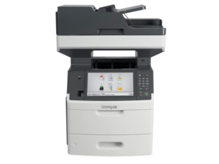 MULTIFUNCION LEXMARK MX711DHE 24T9405