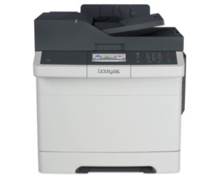 MULTIFUNCION LEXMARK CX410DE 28D0553 en internet