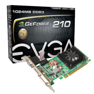PLACA VIDEO 1GB EVGA 01G-P3-1312-LR