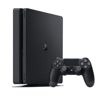 PLAYSTATION SONY PS4 SLIM 1TB BLACK en internet