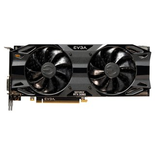 PLACA VGA 6GB RTX 2060 EVGA XC BLACK GAMING - comprar online