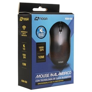 MOUSE BLUETOOTH SILENT CLICK - comprar online